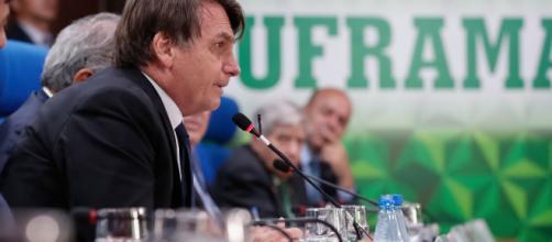Bolsonaro diz que asfaltará BR-319. (Arquivo Blasting News)