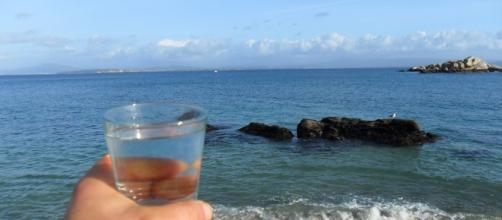 El agua de mar no es buena para la salud, según una experta en seguridad alimentaria