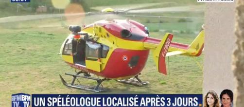 En Isère, les opérations pour évacuer le spéléologue dans le ... - dailymotion.com