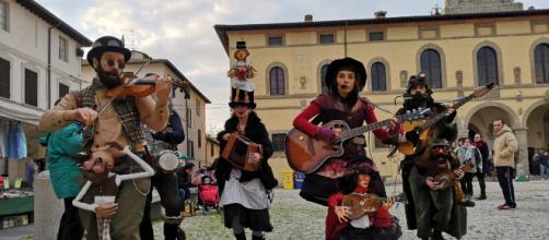 Gran Cantagiro Barattoli - Foto Rosso Teatro, Belluno Kids Festival