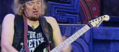 Iron Maiden, parla Adrian Smith