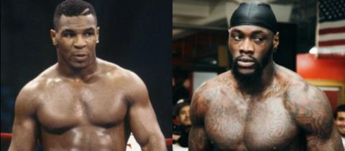 Mike Tyson vs Deontay Wilder: Boxing Hall of Fame lancia la sfida virtuale su Twitter
