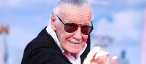 Stan Lee is close to having a street named in his honor. [Image Credit] Disneyfreak309/YouTube