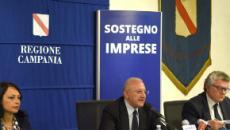 Rapporto crescita sulla Campania: i dati non sono confortanti, il lavoro cala del 2,1%