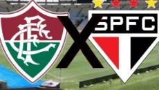 Fluminense tenta sair da zona de rebaixamento contra o São Paulo