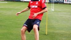 Crotone: Zanellato piacerebbe alla Fiorentina, nuovo prestito all'Imolese per Garattoni