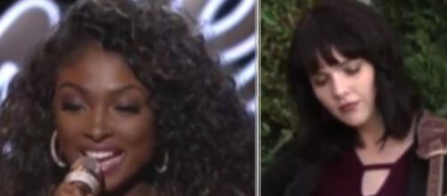 Ana(Laten Lott) is leaving 'Y&R.' Tessa(Cait Fairbanks) is no longer in contract. [Image Source: American idol/CBS soaps/YouTube]