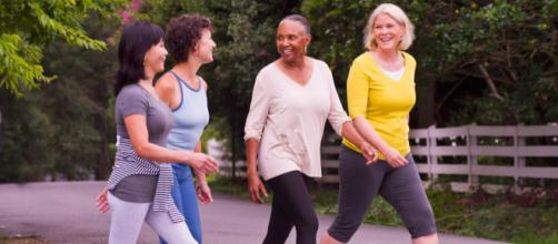 Caminar reduce el riesgo de insuficiencia cardíaca. - elnuevopais.net