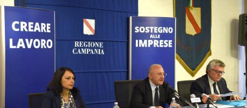 conferenza rapporto Regione Campania