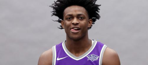 De'Aaron Fox will begin with an 86 overall rating. [Image Source: Flickr | Tony Chen]