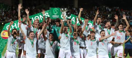 Final Europeo sub'19 | Portugal 0-2 España: España, campeona de ... - rtve.es