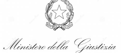 Logo Ministero Della Giustizia Italiana Editorial Photo ... - dreamstime.com