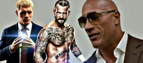 The Rock expected to return, Cody Rhodes comments on CM Punk. Image Courtesy: YouTube/WWE/AEW