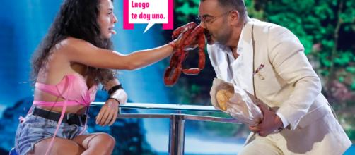 Final de 'Supervivientes' con besazo incluido: Ay, Omar... ¡Qué rico! - cuore.es