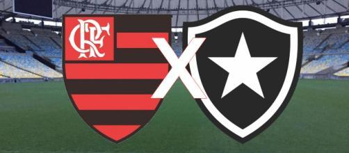 Jogo será no Maracanã, no Rio de Janeiro. (Reprodução/Fotomontagem)