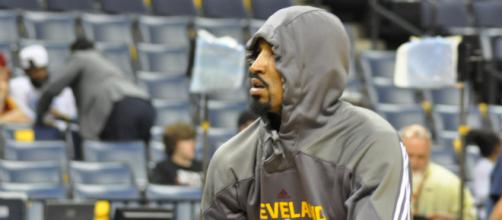 J.R. Smith ranks 13th in league history in made three-pointers. [Image Source: Flickr | Reporting Sports]