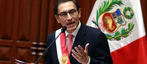 Martín Vizcarra propuso un pacto social por el Perú – Encuentro - encuentro.pe