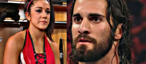 Seth Rollins heel turn, Bayley challenges Trish Stratus. Image Courtesy: WWE/YouTube