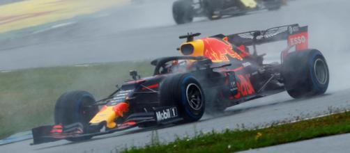 Verstappen se aproxima da vice-liderança. (Arquivo Blasting News)