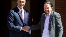 Unidas Podemos considera que hay opciones para un gobierno de coalición