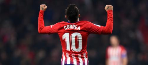 Angel Correa vorrebbe fortemente il Milan