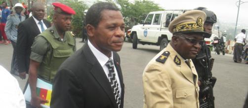 Atanga Nji Ministre de l'administration territoriale du Cameroun ... - journalducameroun.com