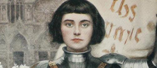 Muitas mulheres, como Joana d'Arc, marcaram a história e deixaram legados. (Reprodução/Albert Lynch)