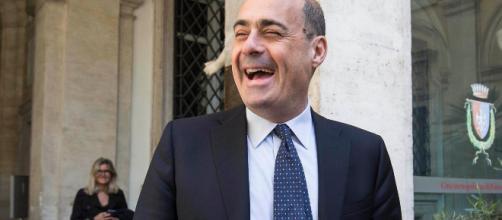 """Nicola Zingaretti e la """"Costituente delle idee"""" per dare nuovo slancio al paese e alla scuola."""
