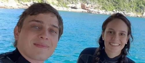 O casal foi atacado no último domingo (28) por um morador de rua identificado como Plácido Correa de Moura. (Reprodução/Instagram/@napoli.joao)