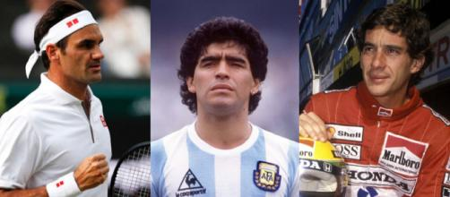 'Quelli della Luna', puntata 30 giugno: focus su Maradona, Federer e Senna