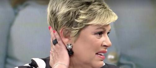 Terelu Campos abandona el plató de 'Viva la vida' entre lágrimas ... - bekia.es
