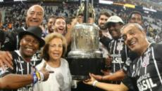 Marlene Matheus, ex-presidente do Corinthians, morre em São Paulo