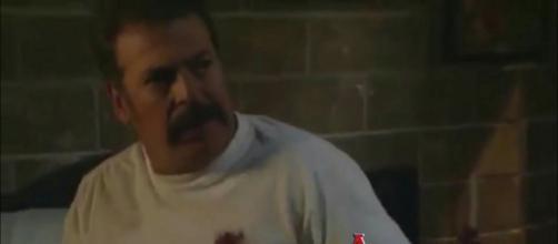 """""""A Dona"""", exibida pelo SBT, (Reprodução/Televisa) https://www.youtube.com/watch?v=OU3uQwzzdEo"""