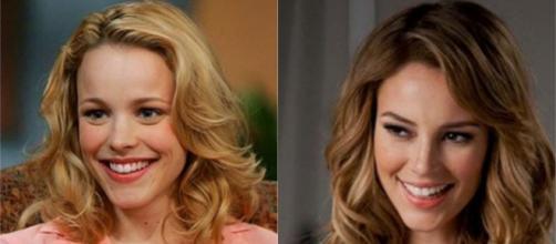A semelhança entre Katherine Heigl e Paolla Oliveira (Foto/Intagram/@paollaoliveirareal)