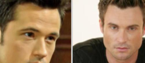 Thomas and Cane have romantic encounters Thursday on B&B and Y&R. (Image Source: CBS Soaps/YouTube)