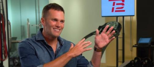 Tom Brady has won six Super Bowl rings with the Patriots (Image Credit: CBS This Morning/YouTube)
