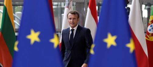 UE : Emmanuel Macron revient doucement au centre du jeu en Europe