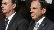 João Doria diz que nunca teve alinhamento com o governo Bolsonaro