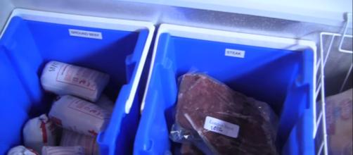 A 37-year-old man believes baby found in mother's freezer is his sister. [Image Source: Alejandra.tv/YouTube]