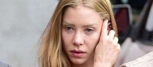 A modelo acusa o jogador por estupro supostamente ocorrido em Paris, no dia 15 de maio. (Reprodução/ TV Globo)