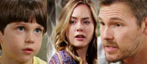 Beautiful, trame America: Douglas confessa a Hope e Liam che Beth è viva