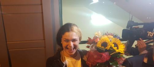 Mondiali di nuoto in Corea: rientrata in Italia la vice campionessa del mondo Benedetta Pilato