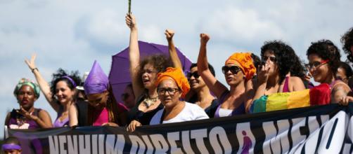 O feminismo é um movimento de grande significado. (Marcelo Camargo/Agência Brasil)