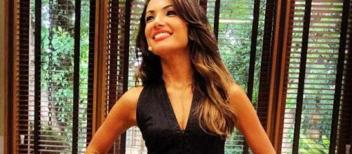 Patrícia Poeta está apresentando o programa 'Encontro', durante férias de Fátima (Arquivo Blasting News)