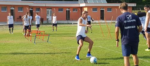 Foto concessa dall'Uffficio Stampa della Paganese Calcio s.r.l.