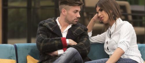 Sofía Suescun y Alejandro Albalá en 'GH DÚO'