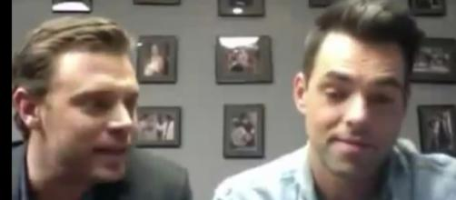 Some 'Y&R' fans want Billy Miller to take over Jason Thompson's role. [Image Source: GHX/YouTube]