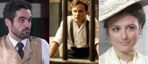 Una Vita, spoiler al 10 agosto: Samuel arrestato, Pena ricatta Inigo ed arriva Lucia