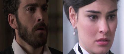 Una Vita, trame fino al 10/08: Diego apprende la morte del padre, Leonor delusa da Inigo
