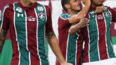 Fluminense apresenta repertório na classificação da Sul-Americana